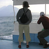 Aboard on Lake Atitlan