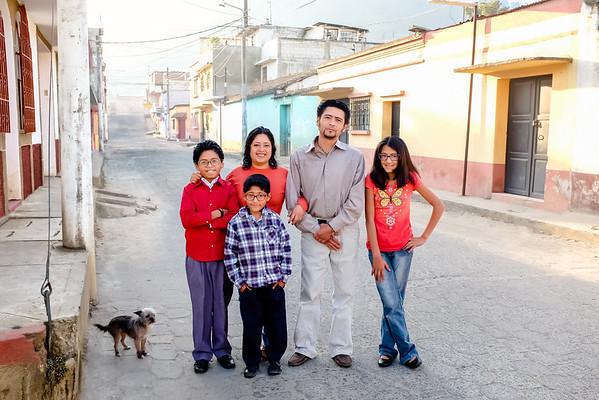 Gabriel/Rodas Host Family