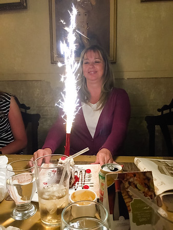 Kathy's Birthday Dinner