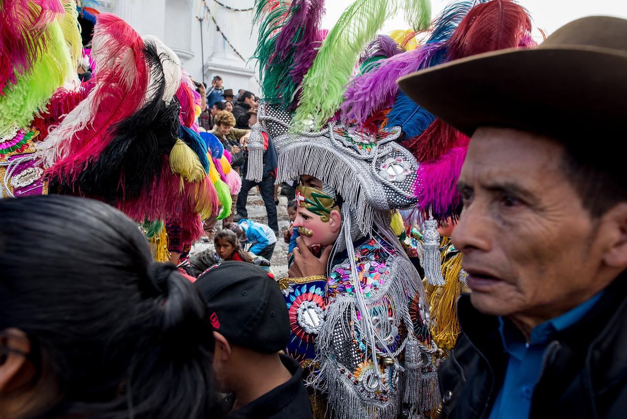 Festival de San Tomas, Chichicastenango - Guatemala