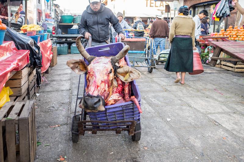 San Cristobal Market, Chiapas, Mexico