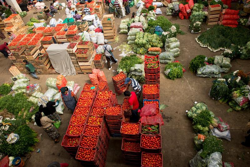 Zunil Market, Quetzaltenango -Guatemala