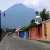 Antigua streetscape
