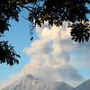 Volcano Fuego .