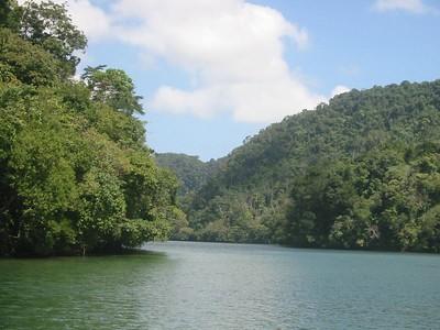 Rio Dulce, Guatemala, February 21-22, 2005