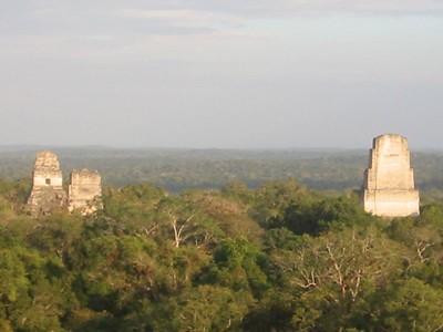 Tikal, Guatemala, February 23, 2005