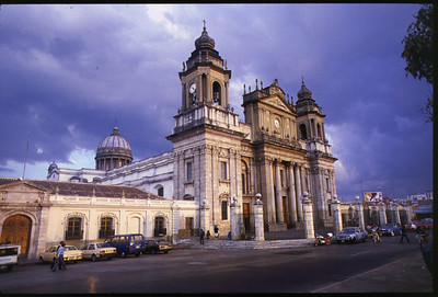 Guatemala City, Cathedral
