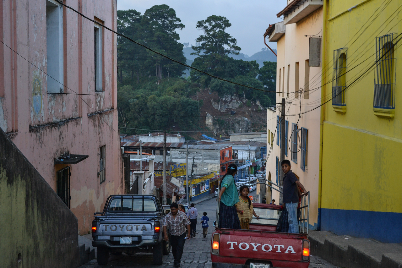 Streets of Coban