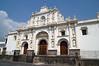Saint Joseph Cathedral - Antigua Guatemala