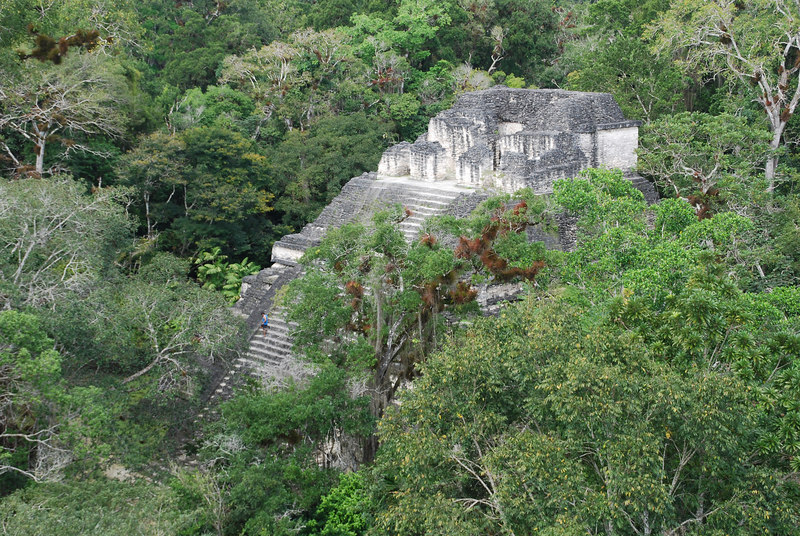 Another temple . . . .