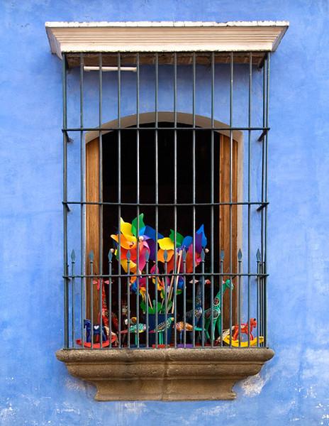 Toy Store in Antigua, Guatemala.