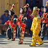 K'iche' Maya dancers, fiesta of Santo Tomás