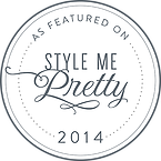 Rishi and Diane's wedding on Style Me Pretty