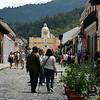 Antigua Guatemala's famous Arch