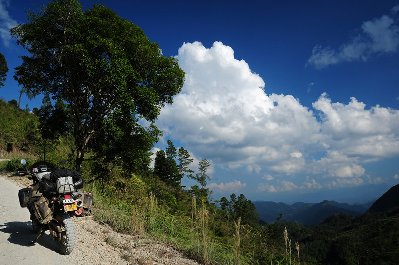 nr Lanquin,  Guatemala
