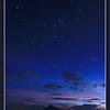 Orion and Volcano, Lake Atitlan, Guatemela