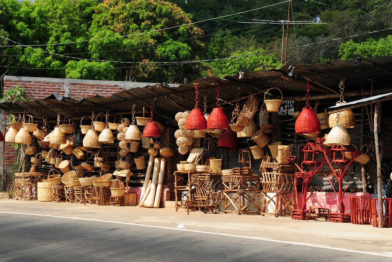 Ruta Flores, El Salvador