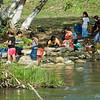 Belize River at Melchor de Mencos