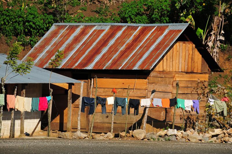 Hwy 5 nr Pajaj,  Guatemala