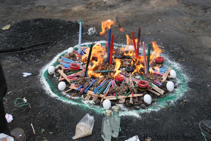 ceremonial sacrifice circle