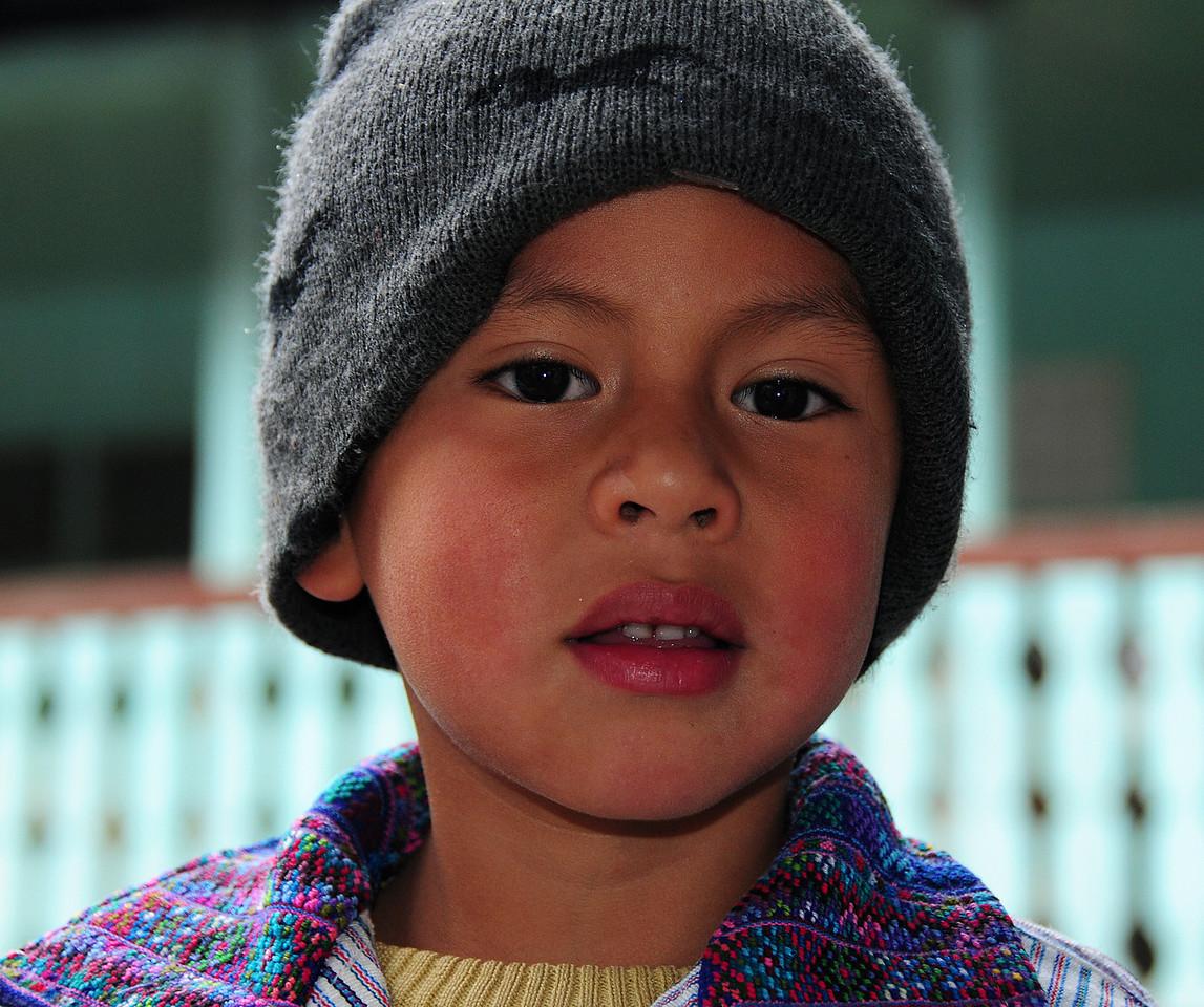 Hostal/Hospedaje La Paz,  Todos Santos Cuchumatan.  Guatemala