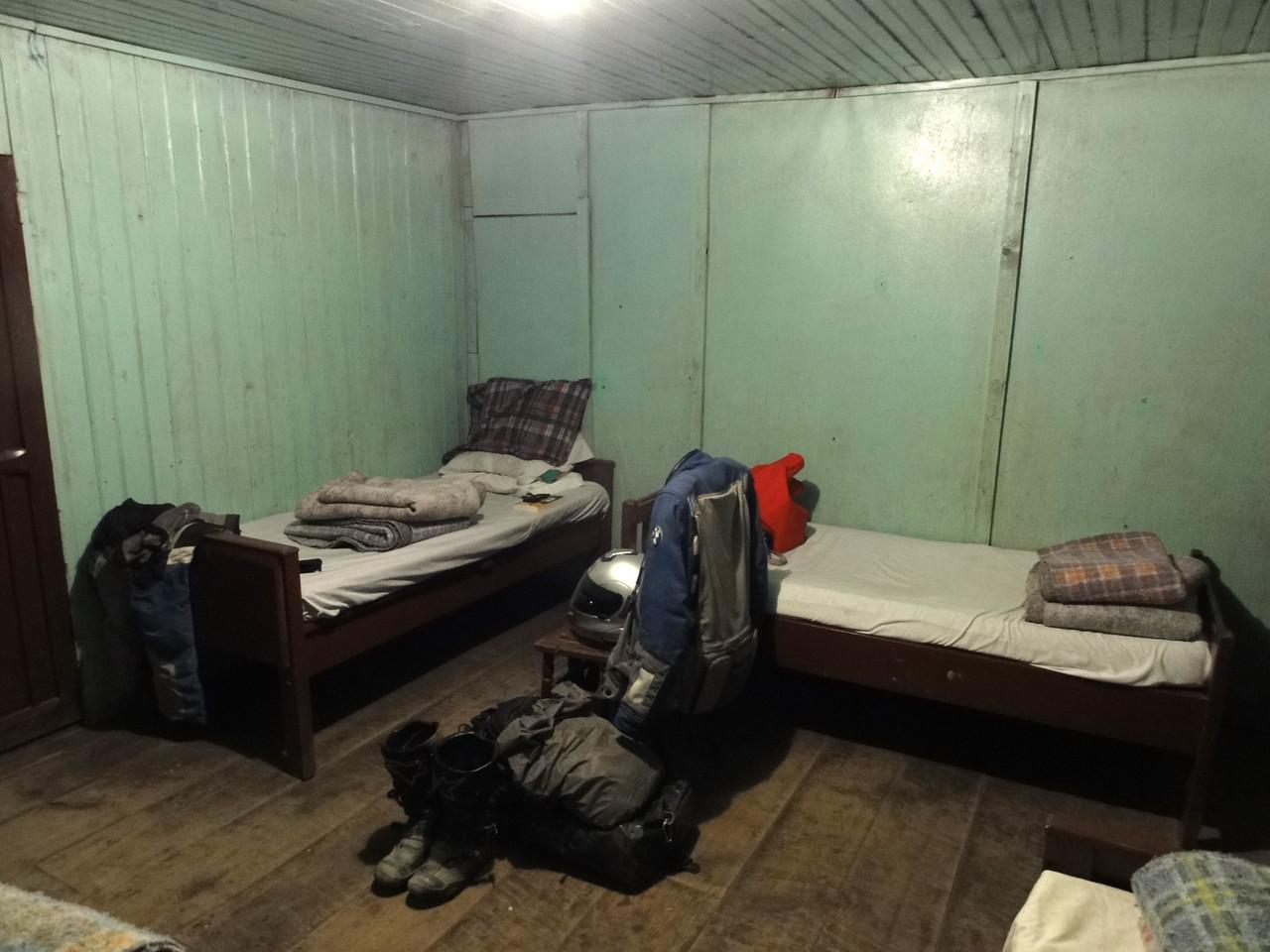 Hostel/Hospedaje La Paz,  Todos Santos Cuchumatan.  Guatemala