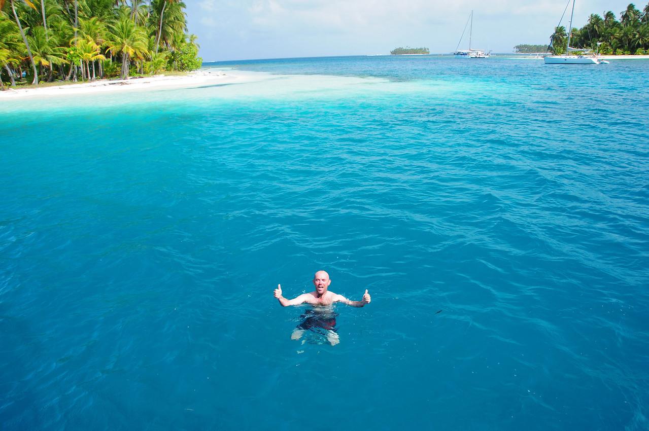 Coco Bandera,  San Blas Islands
