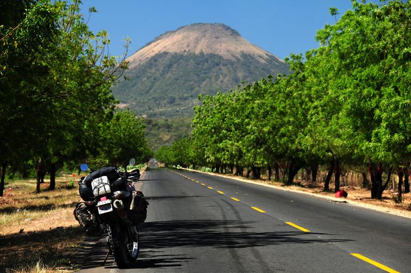 Road to Leon, Nicaragua