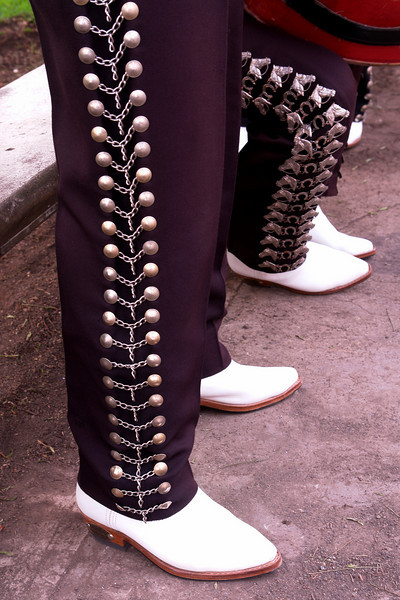 Musical Boots by Alan Clay Knapp