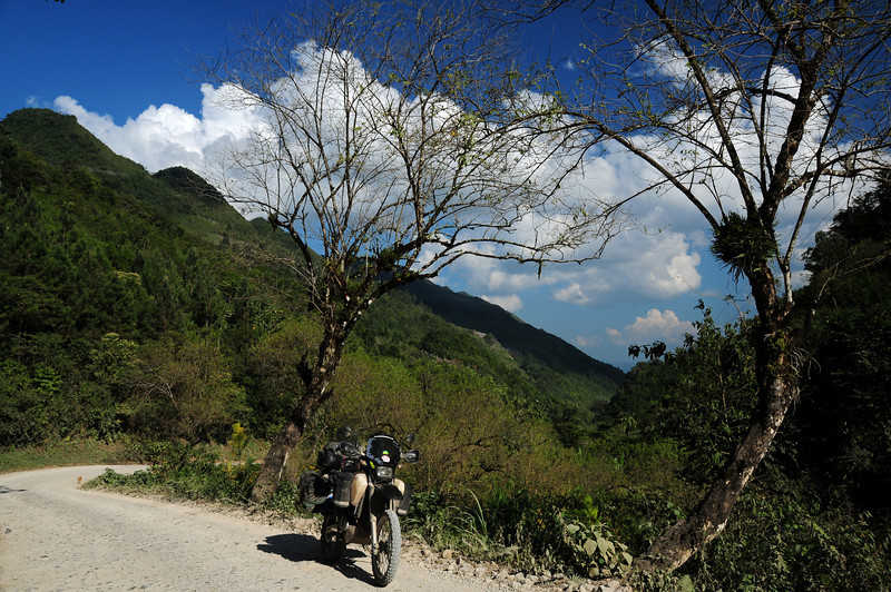 nr Lanquin.  Guatemala