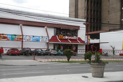 McDonald's is everywhere