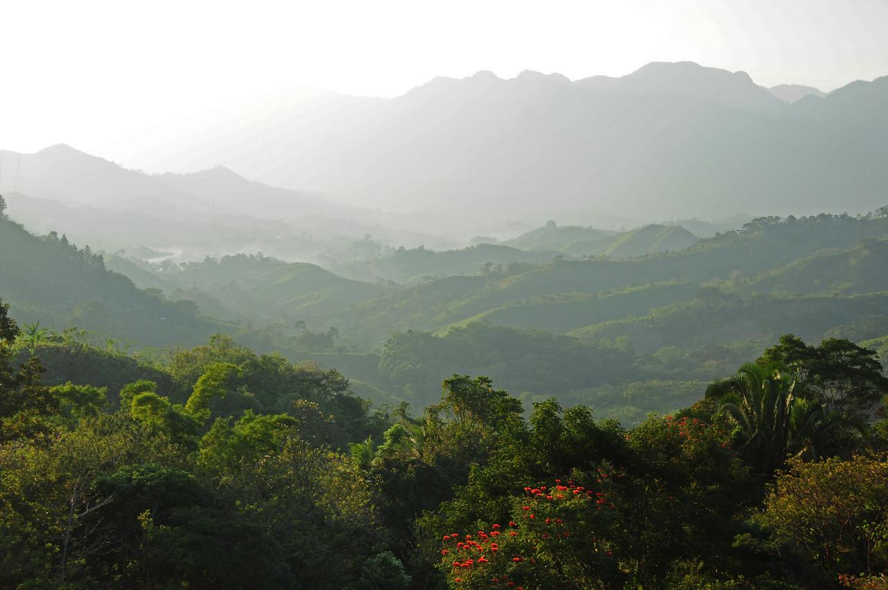 Panzos - Lanquin road.  Guatemala