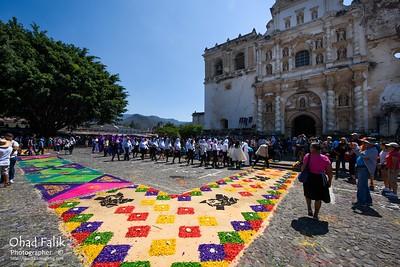 Guatemala Antigua Sanfransiscan Chuirce