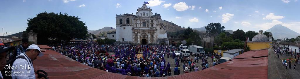 Guatemala Antigua Fransiscan Chiruce