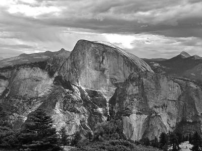 Guideing trips in Yosemite