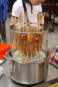 The awesome lamb shish-kebab machne