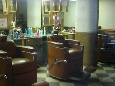 Vieux Carré barbershop