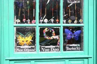 New Orleans Voodoo, Bourbon St