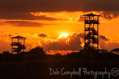 Sunrise/Zipline Towers Gulf Shores, Alabama