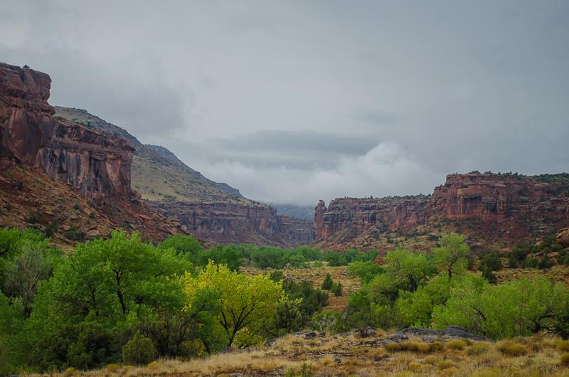 Little Dominguez Canyon
