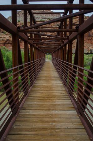 Bridge Over Humble Waters