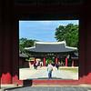 Gate, Changdeokgung Palace