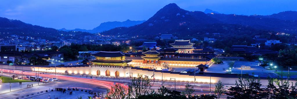 Gyeongbokgung Palace 2016