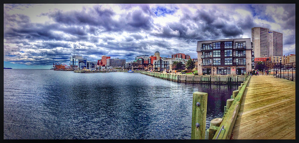 BOARDWALK, HALIFAX NS, CANADA-iPHONE 5