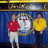 (l to r)vSAL National Vice-Commander Joe Keiser of Nevada and National Commander Jeff Frain of Arizona