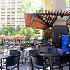 our favorite hang-out at the Hilton - The Tapa Bar