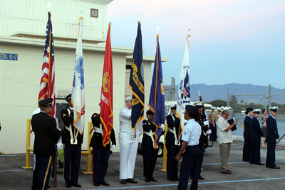 PEARL HARBOR DAY CEREMONY