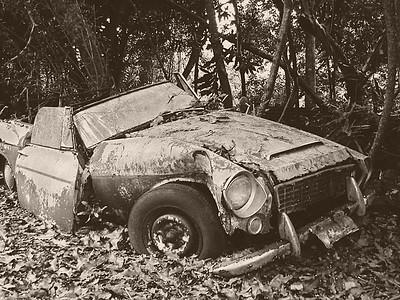 Old Datsun Fairlady
