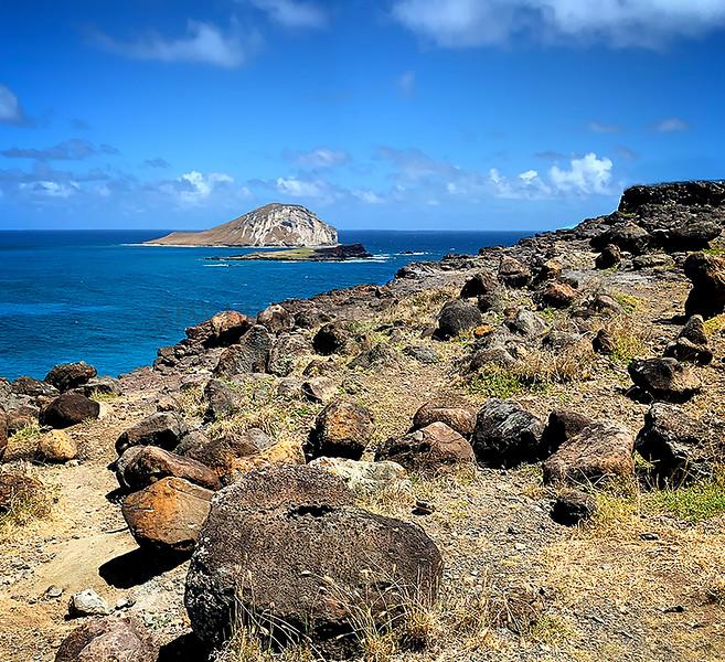RABBIT ISLAND, HONOLULU, HAWAII