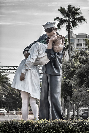 Unconditional Surrender August 14th 1945... with a little NIK.
